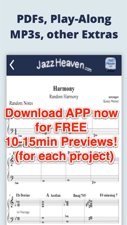 Jazz Piano Lessons Learn How to Play Scales Licks screenshot-4