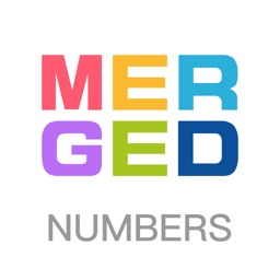 Merged Numbers: the best cool math