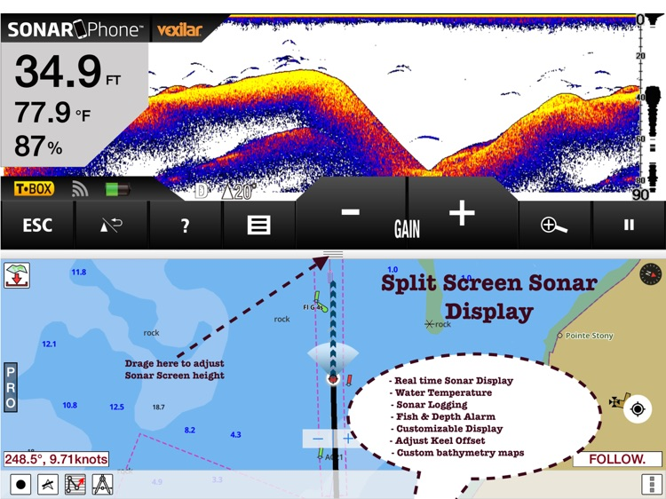 i-Boating:HD Gps Marine Charts