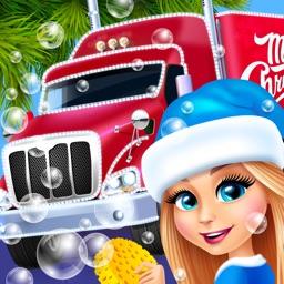 Christmas Car Wash - Kids Games (Boys & Girls)