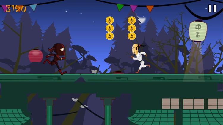 Ninja Mission screenshot-3