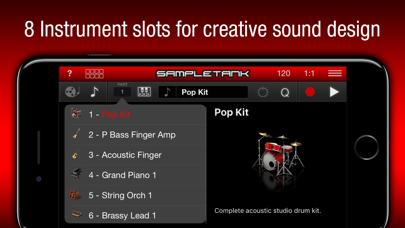 Screenshot #2 pour SampleTank CS