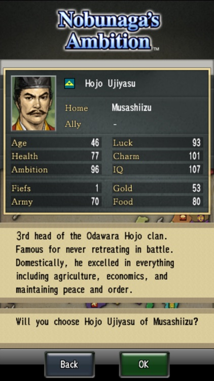 Nobunaga's Ambition screenshot-3