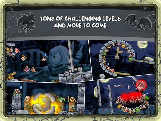 Roly Poly Monsters screenshot 10