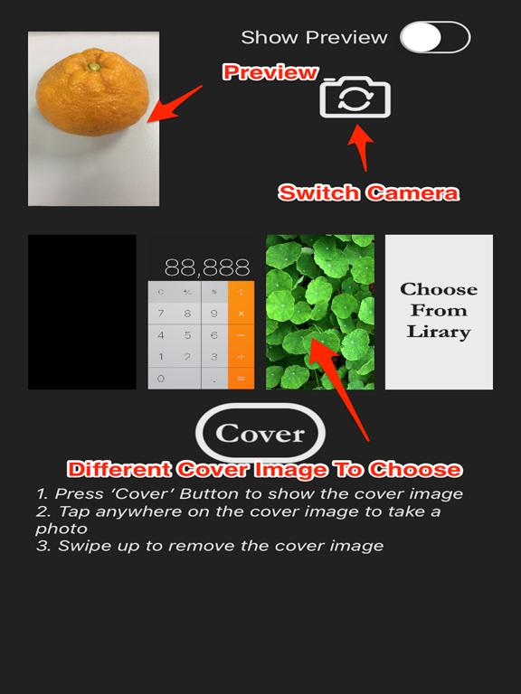 Hidden Spy Cam - Secret Camera Tool screenshot 4