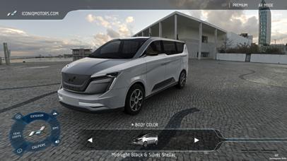 ICONIQ Motors screenshot three