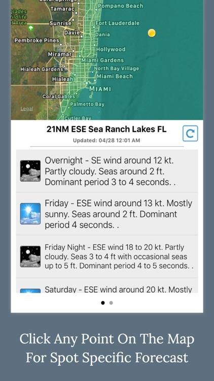 Florida Boating Weather