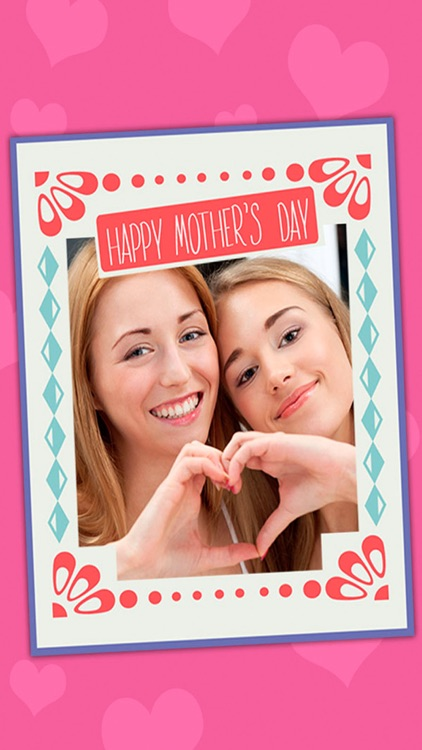 New photo frames for mother's day & stickers – Pro