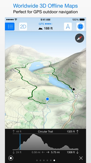 maps 3d pro outdoor gps on the app store