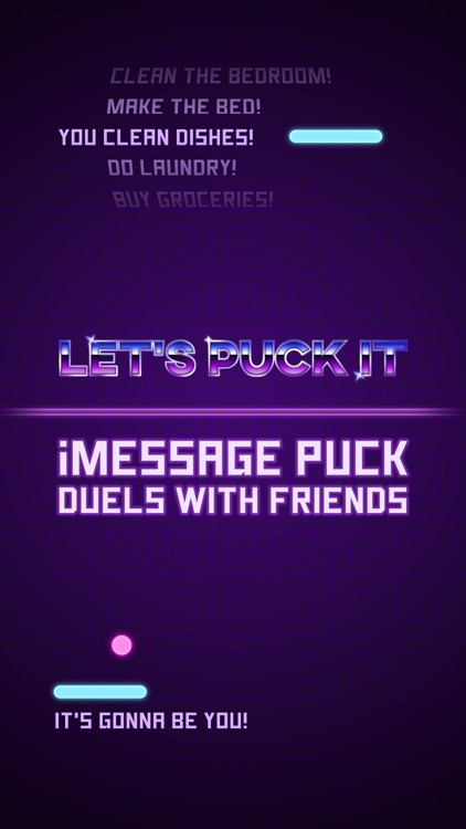 Let's Puck It! by Little Labs, Inc