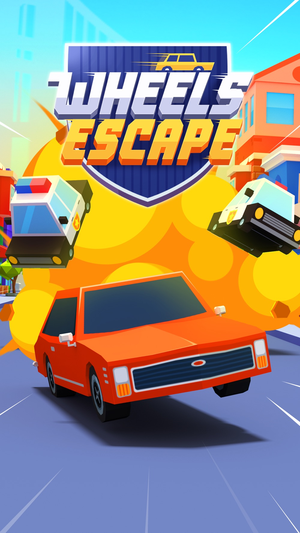 Wheels Escape – Police Chase! Cheat Codes