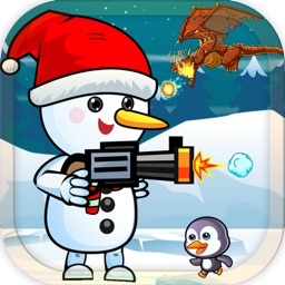 Snowman Run Adventure And Jump Game