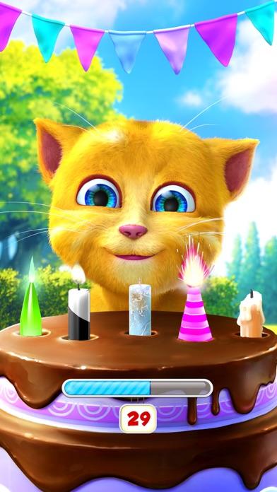 おしゃべり猫のトーキング・ジンジャー2のスクリーンショット1