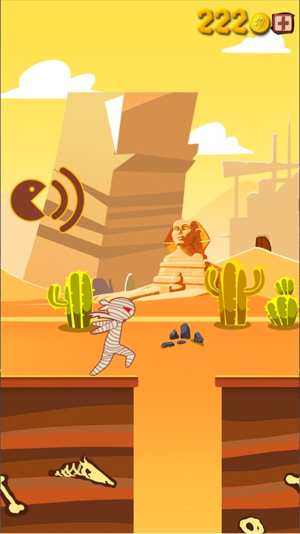 Don't stop! Sound Ninja - voice control game screenshot-3