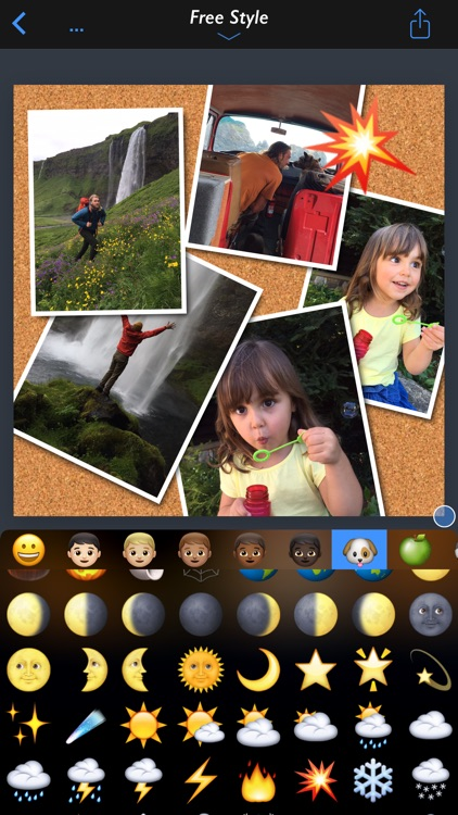 InstaVideo+ - All In One Collage Maker screenshot-4