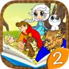 Cuentos clásicos infantiles 2 – Libro interactivo