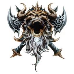 Viking Tattoos Master