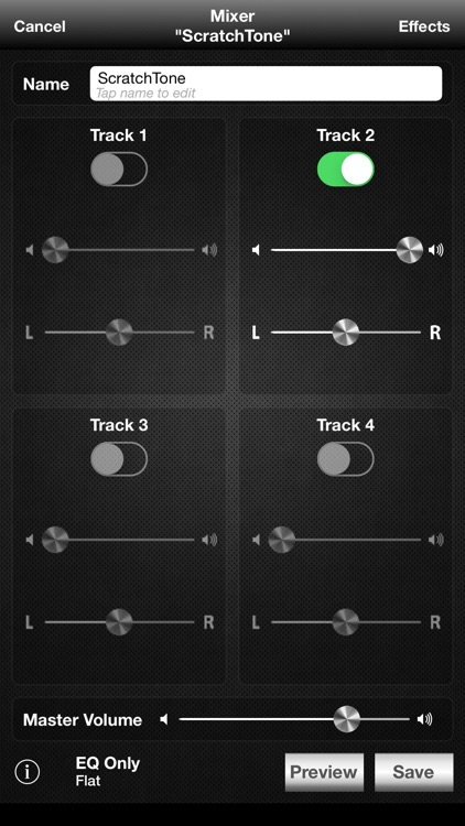 ScratchTones screenshot-1