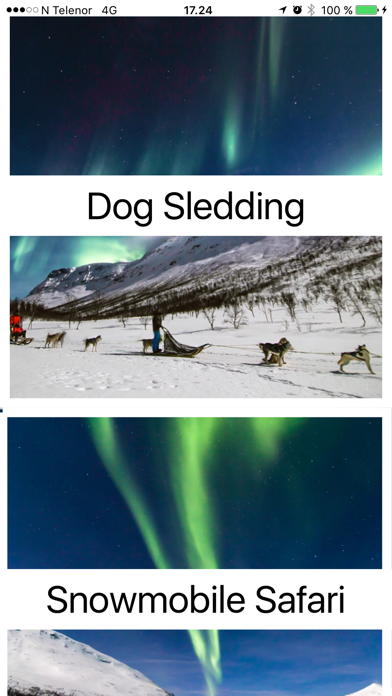 Lyngsfjord Adventure screenshot one