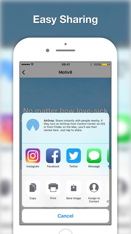 Motiv8 Insta Quote Creator Add Text on Your Images