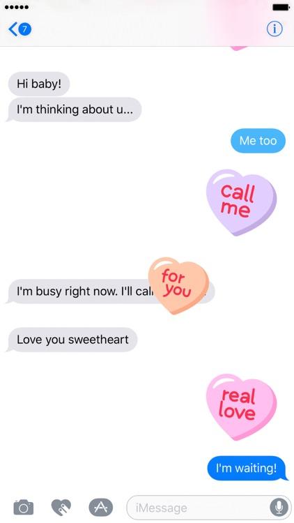 Love Candy Hearts screenshot-4