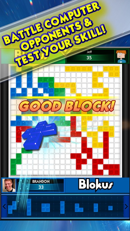 Blokus™ Free - Attack, Block & Defend! screenshot-4
