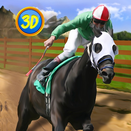 Equestrian: Horse Racing 3D icon