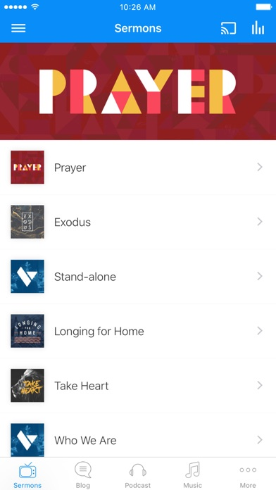The Village Church App Download - Android APK