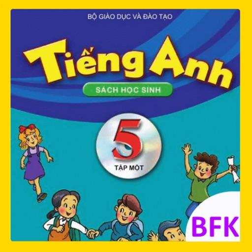 Tieng Anh 5 - English 5 - Tap 1