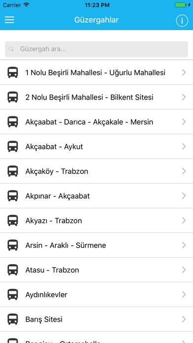 点击获取Trabzon Belediyesi Otobüs Saatleri