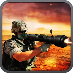 Bazooka Defence Battle-3D Attack Free