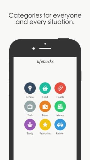 تحميل تطبيق Life Hacks المدفوع مجانا للايفون