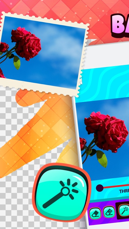 Photo Background Editor - Erase Cut Out & Replace