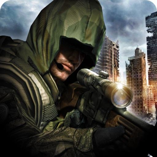 Commando on Frontline Assault Shooting Game