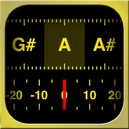 In-Tune Instrument Tuner icon