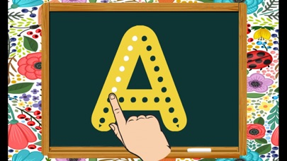 Good To Learn English ABC Cat Animal First School screenshot two