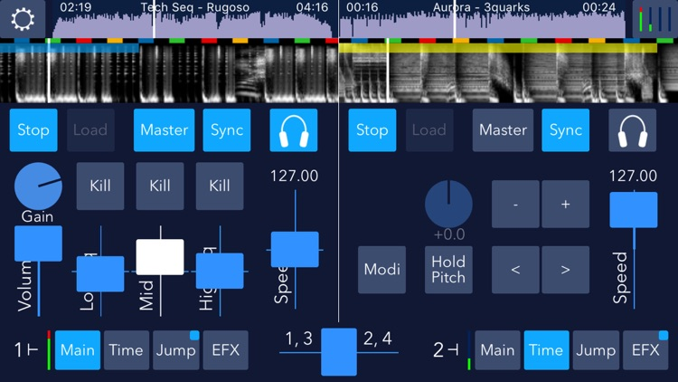 DJDJ Mixing App screenshot-0