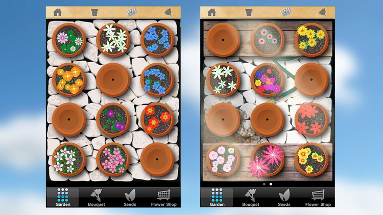 Flower Garden - Grow Flowers and Send Bouquets screenshot-4