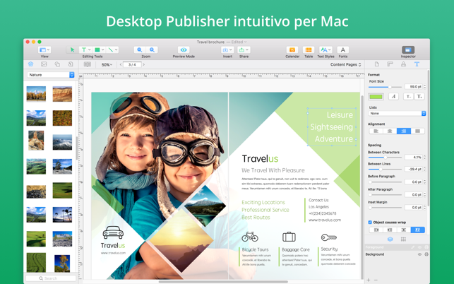 Swift Publisher 5 Screenshot