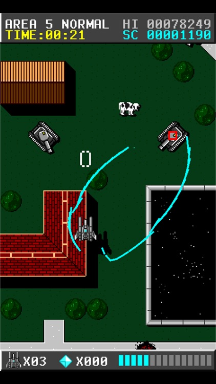 MoonStriker screenshot-4