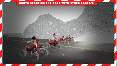 点击获取Santa Claus in North Pole on Quad bike Simulator