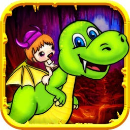 Tiny Wings Dragon FREE - New Adorable Little Monster Jumping Adventure Story for Kids and Family