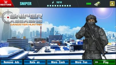 US Sniper Assassins Gangster 3D Killing Game screenshot three