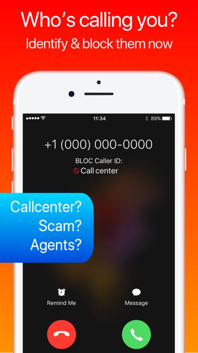 Identify & Block Caller ID - BLOCのおすすめ画像1