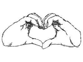 Hands Drawn