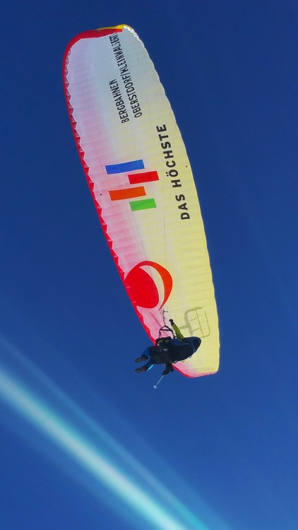 Oberstdorf 360 VR Paragliding Nebelhorn screenshot-4