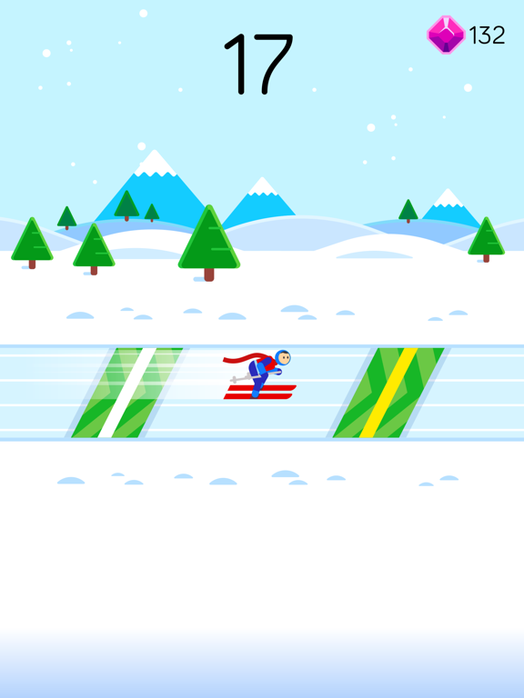 Ketchapp Winter Sports screenshot 8