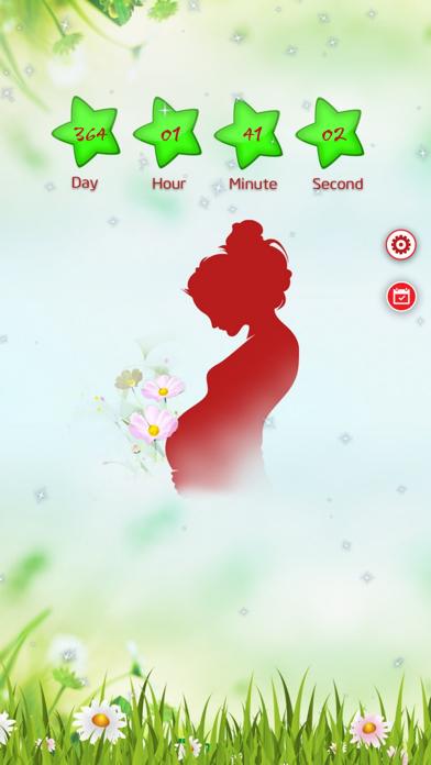 Baby Countdown !! screenshot one