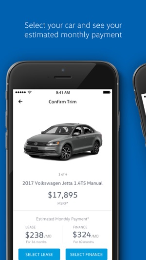 Volkswagen Credit On The App Store