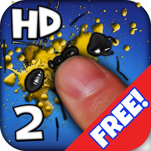 Ant Destroyer 2 HD FREE icon